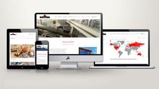IMBALL - WEB DESIGN