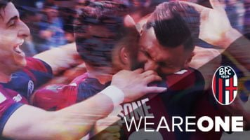 Bologna fc we are one