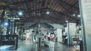 museo patrimonio indsustriale bologna - secondo piano