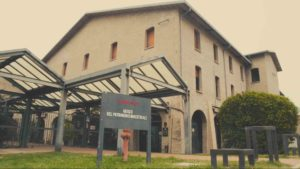 museo patrimonio indsustriale bologna - ingresso