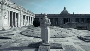 Certosa di Bologna statua Monumento ai caduti