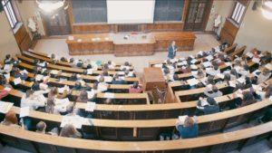 Aula dell'Università di Bologna